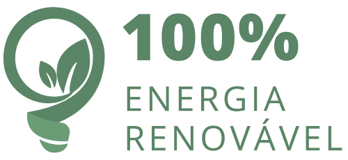 selo de energia 100% renovável