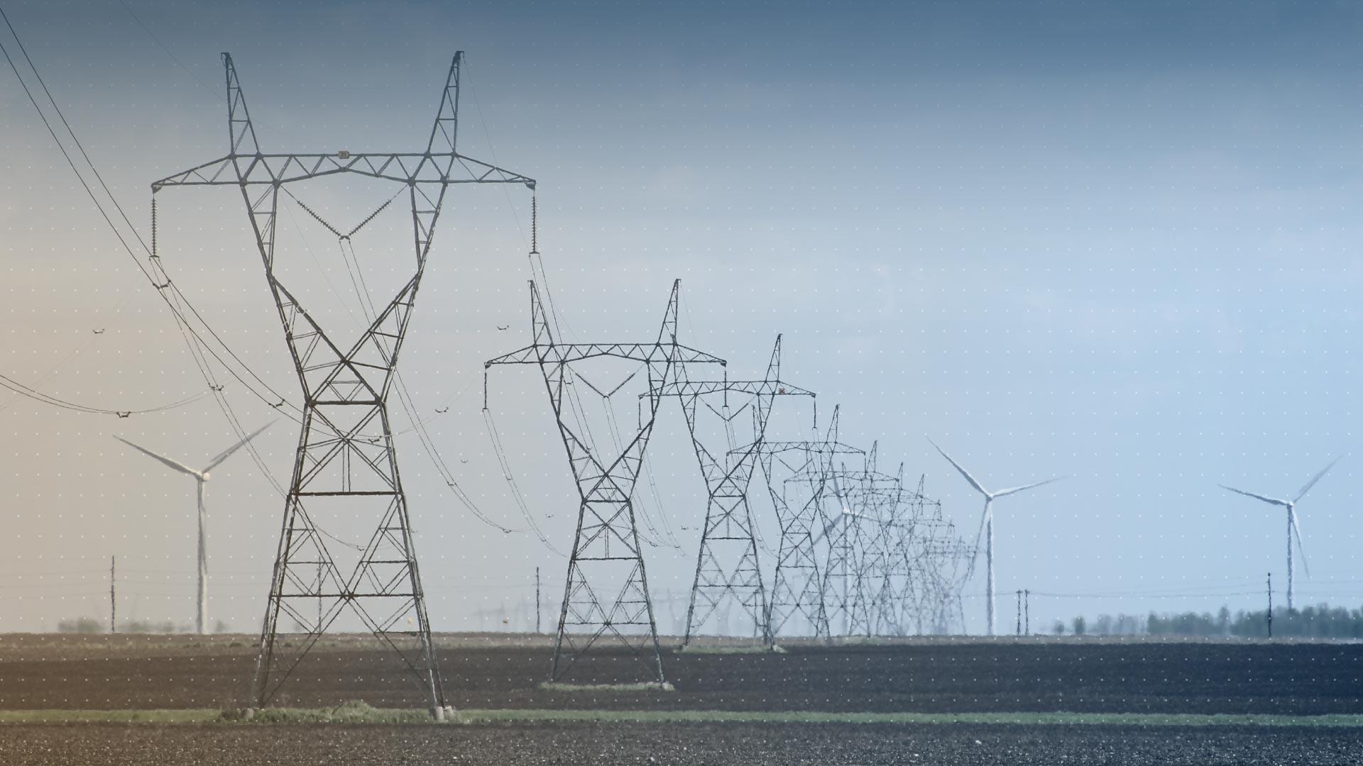 torre transmissão energia